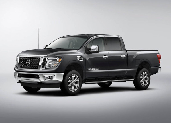 Picture of 2017 Nissan Titan
