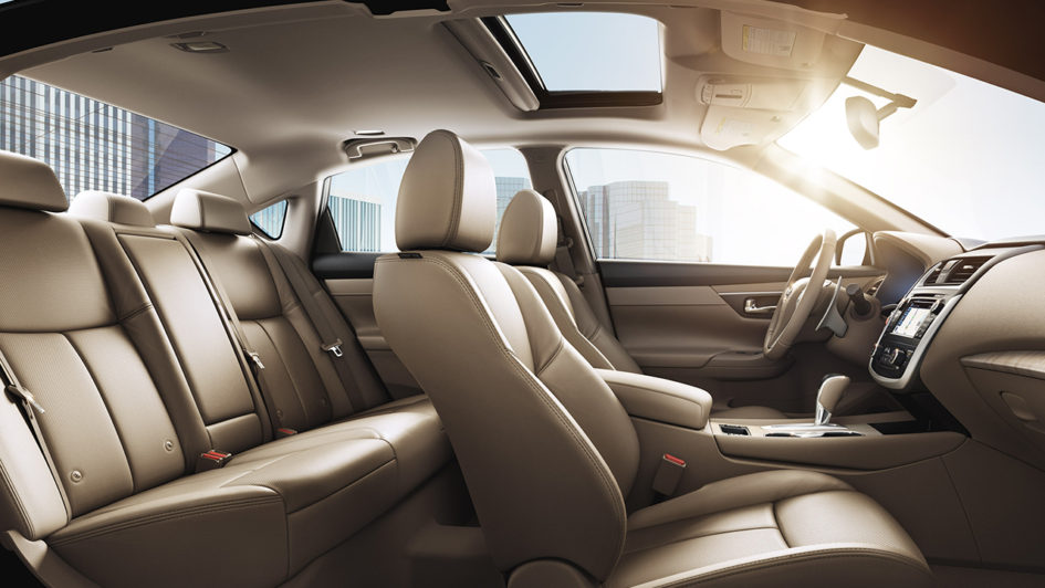 how the nissan altima\u0027s zero gravity seats give you better support