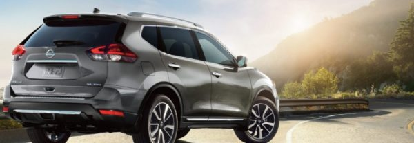 A 2018 Nissan Rogue, in a blog post about nissan dealers near you in Greensboro, NC.