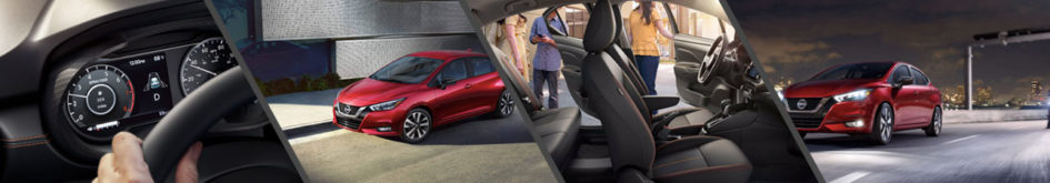2020 Nissan Versa Sedan model overview